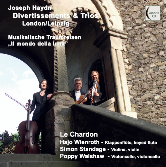 Haydn CD Cover